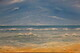 Afternoon at Ipperwash Beach 16x20 oil  sold