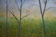 Fall Leaves 32 x 48 oil on wood $500