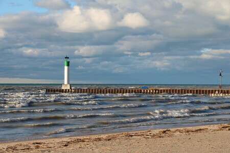 Grand Bend 1624   24 x36  canvas$375 16x20 matted print $70