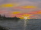 Kettle Point Sunset 11x14 sold