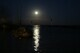 Supermoon before sunrise at Grand Bend Pier 1220