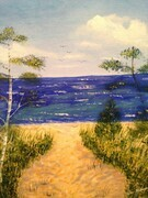 Pinery Sand Dune 16 x 20   sold