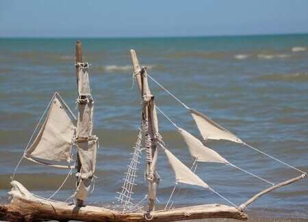 Pirate Ship $250
