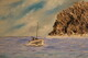 The Rock,  Newfoundland  18 x 24 oil $500